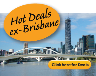 Hot Deals ex Brisbane