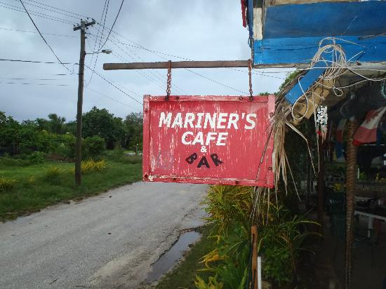 mariners cafe