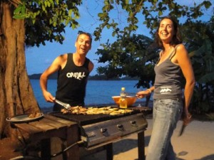 Pete-and-Jenny-BBQ